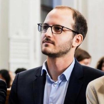 Jörn Rothacher (Greifswald) - Beisitzer für Verbandsentwicklung und Verbandsarbeit