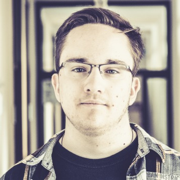 Christoph Groth (Rostock) - Beisitzer für Öffentlichkeitsarbeit